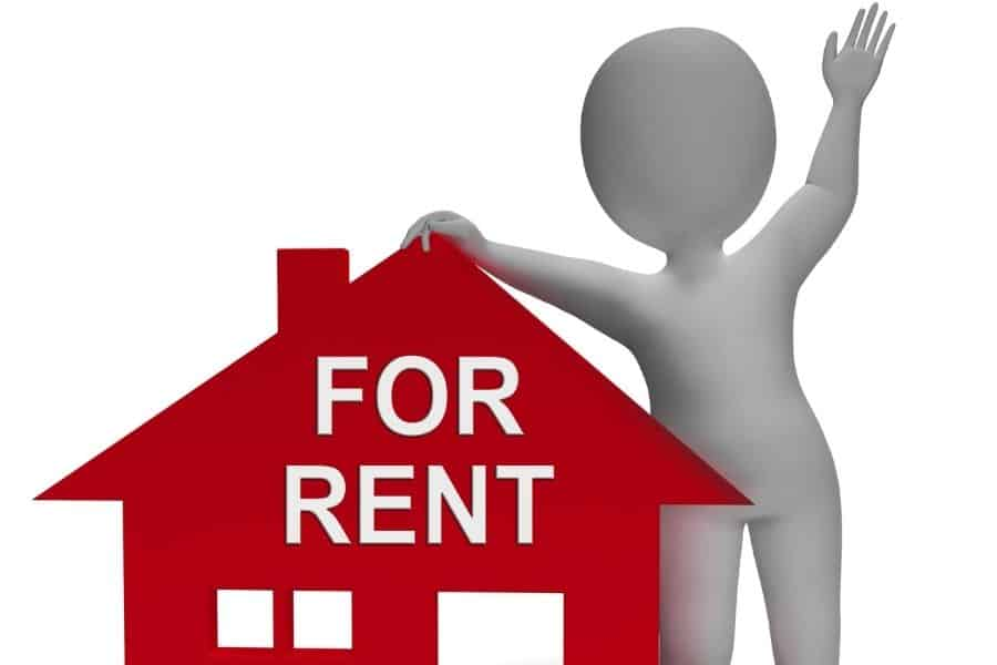 Rental clean-out in mandeville