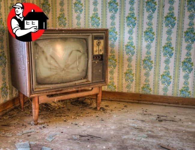 Television Removal
